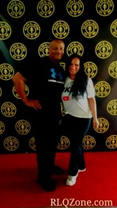 Big Will Harris IFBB Pro Bodybuilder & RhondaLee Quaresma IFBB Pro BB Physique
